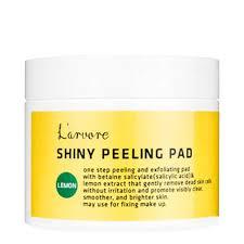 <b>Пилинг</b> спонжи L'arvore Lemon <b>Shiny</b> Peeling Pad – купить в ...