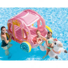 Водный <b>игровой центр Карета</b> Принцессы 270 см купить в ...