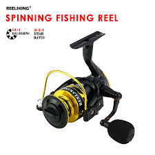 READY STOCK <b>REELSKING</b> 13+1 BB Front and Rear Drag ...