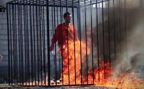 Resultado de imagem para decapitação estado islamico