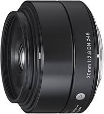 Sigma 30mm F2.8 DN Lens for Sony E-mount ... - Amazon.com