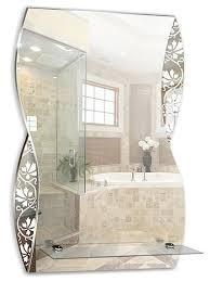 <b>Зеркало Mixline Аква</b> 529383 39.5x60 см без рамы — купить по ...