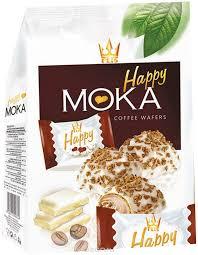flis happy nero ореховые глазированные конфеты 140 г