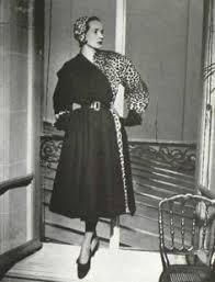 """1950 <b>Christian Dior Couture</b>   Fashion house """" Dior"""" 1947-1957 ..."""