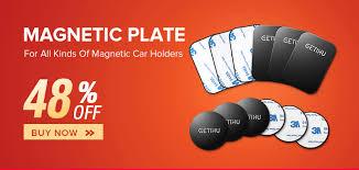 GETIHU <b>Car Phone Holder Magnetic</b> Air Vent Mount Mobile ...