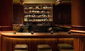 luxury bar hospitality furniture design of forty four restaurant at royalton hotel manhattan nyc bar furniture designs