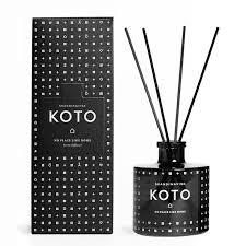 Диффузор ароматический Koto черного цвета — купить по цене ...