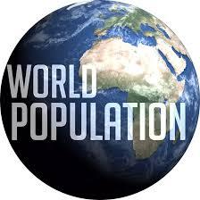 「world population」の画像検索結果