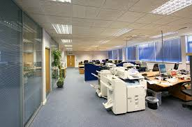 what type of lighting is best for office use best lighting for office