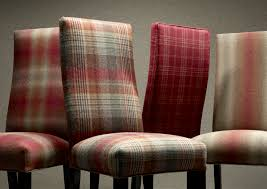 Fabric Dining Room Chairs Uk Contemporary High Back Dining Chair