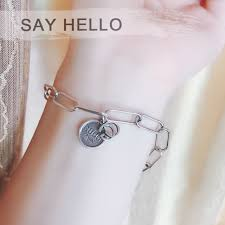 Girls bracelet gucci bracelet, <b>s925 pure silver</b> materials | Shopee ...