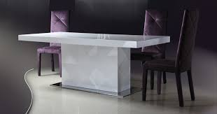 modern white lacquer dining table version walnut high gloss brown black lacquer black lacquer dining room