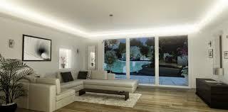 led ceiling lighting ideas integrated led lighting in modern lounge amazing ceiling lighting ideas family