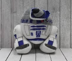 Мягкая <b>игрушка</b> «<b>Star Wars</b> (<b>R2D2</b>)» | Гикомания