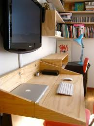 tims dual use home office the perfect workspace contest 2010 desk ideas for small awesome shelfs small home