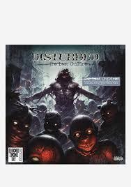 <b>Disturbed-The Lost</b> Children 2 LP Vinyl | Newbury Comics