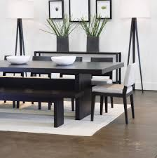 rectangular dining table set