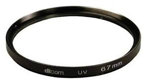 <b>DICOM</b> 67mm <b>UV фильтр</b>