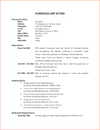 curriculum vitae resume cv example template resume formt cover 6 curriculum vitae examples event planning template