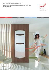 <b>Zehnder</b> Radiators April 2014 Brochure by Rubberduck Bathrooms ...