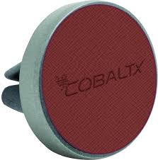 COBALTX <b>Leather</b> Phone <b>Ring</b> Wallet with Matching <b>Magnetic CAR</b> ...