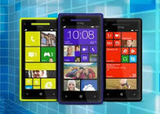 HTC Windows Phone 8X - Full phone specifications