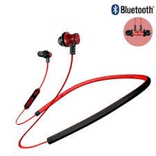 <b>HATOSTEPED</b> Metal Sports <b>Bluetooth Headphone</b> SweatProof ...