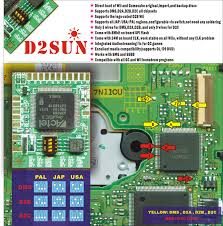universal wires modchip for all nintendo wii the install diagram for v1 1