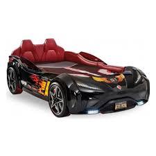 <b>Кровать</b>-<b>машина Cilek GTS</b> черная — купить в интернет ...