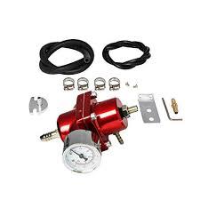 0-140 PSI Universal Adjustable Fuel Pressure ... - Amazon.com