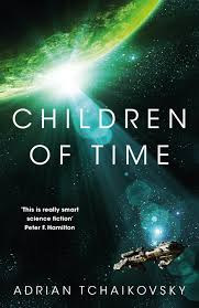 Наталия Осояну о романе Адриана Чайковски «<b>Children</b> of <b>Time</b> ...