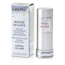 <b>Lancome Rouge</b> In Love Lipstick | FragranceNet.com®