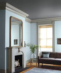 pale blue dark gray light gray blue gray living room
