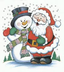 Billedresultat for sjove juletegninger
