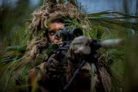 <b>Snipers</b> test improved <b>ghillie</b> suit | Article | The United States Army