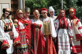 Русский костюм: как сложился <b>русский народный костюм</b> ...