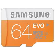 <b>Original Samsung</b> 64GB <b>EVO</b> Class 10 Micro SDXC <b>Memory</b> Card ...