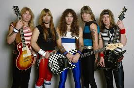 <b>Iron Maiden's</b> '<b>Seventh</b> Son of a Seventh Son' at 30: Artists Reflect ...