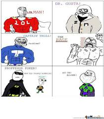Meme Super Heroes by beelzebub - Meme Center via Relatably.com