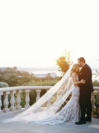 Why Do <b>Brides Wear</b> Wedding <b>Veils</b>?   Martha Stewart Weddings
