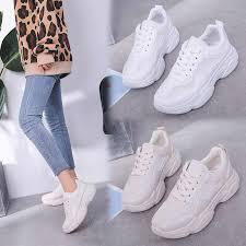 <b>Liren 2019 Summer</b> New <b>Fashion</b> Casual White Sneakers Women ...