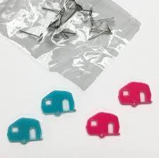 <b>Vintage</b> Camper DIY <b>Acrylic Earrings</b> – CraftChameleon