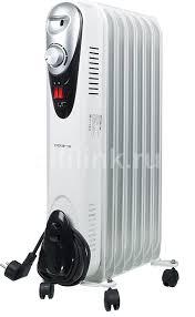 <b>Масляный радиатор POLARIS</b> Compact CR C 0715, белый ...