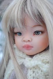 <b>Paola Reina</b> ООАК из молда <b>Лиу</b>. | <b>Куклы</b>, Куколки и Молде