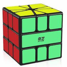 <b>Qiyi Qifa</b> Cube SQ1 <b>Magic</b> Black Speed <b>Square</b>-<b>one</b> Cube Shaped ...