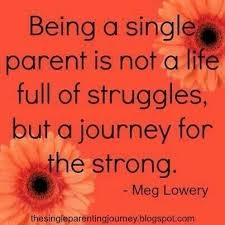 Single mother quotes | Happy hearted | Pinterest | Single Moms ... via Relatably.com