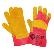 <b>Перчатки</b> рабочие Диггер спилковые <b>комбинированные</b> ...
