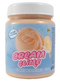<b>Cream</b>-<b>slime</b> с ароматом мороженого, 250 г. <b>SLIME</b> 9466555 в ...
