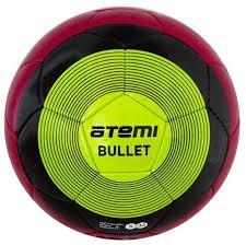 Футбольный <b>мяч ATEMI BULLET WINTER</b> 00-00000413 — купить ...