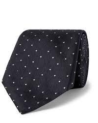 <b>Мужской</b> темно-сине-белый <b>галстук</b> в горошек от <b>Hugo</b> Boss ...